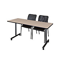 "66""x24"" Mobile Training Table-, 8821854"