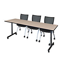 "84""x24"" Mobile Training Table-, 8821863"
