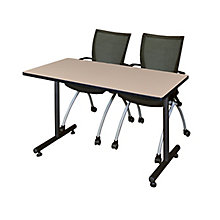 "42""x24"" Training Table- & 2 Ap, 8821868"