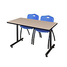 "42""x24"" Training Table- & 2 'M, 8821871"