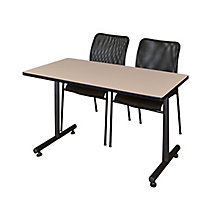 "42""x24"" Training Table- & 2 Ma, 8821872"