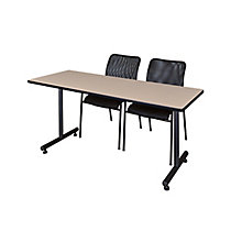 "60""x24"" Training Table Set, 8821911"