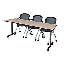 "84""x24"" Training Table Set, 8821941"