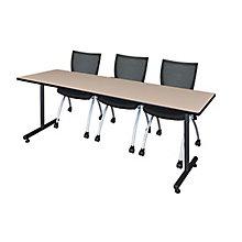 "84""x24"" Training Table Set, 8821940"