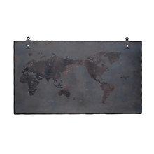 Steel World Wall Décor, 8809140