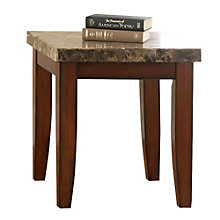 Montibello Marble Top End Table, 8806888