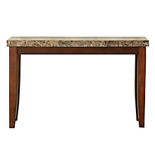 Montibello Marble Top Sofa Table, 8806890