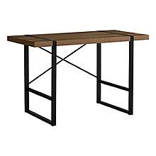 X-Shaped Metal Bar Desk, 8829105