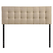 Queen Fabric Headboard, 8806661