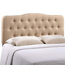 Queen Fabric Headboard, 8806697