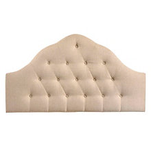 Queen Fabric Headboard, 8806705