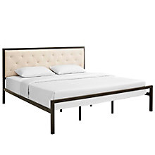 King Fabric Bed, 8806727