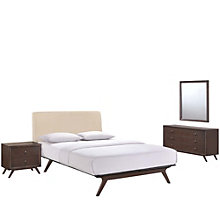 4 Piece Queen Bedroom Set, 8806789