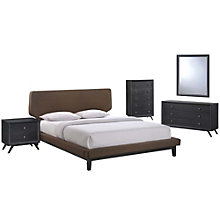 5 Piece Queen Bedroom Set, 8806818