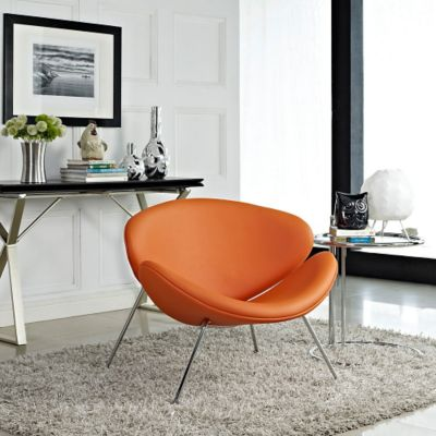 Decorating with Color: Orange