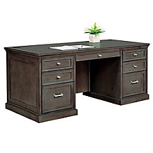 Double Pedestal Executive Desk, MRN-SF680