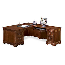 L-Shaped Desk with Right Return, OFG-UD1086