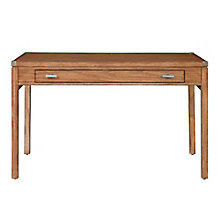 "Arcadia Writing Desk with Metal Accents - 48""W, 8804236"