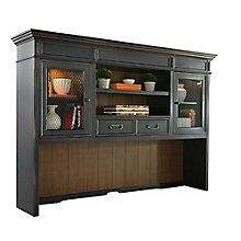 "Hartford Two-Tone Hutch – 70.5""W, 8803148"