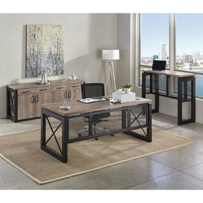 Walnut Office Suites Browse All Office Furniture