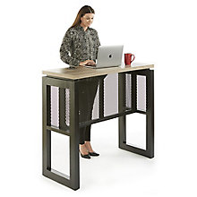 "Compact Standing Height Desk - 48""W x 21""D, 8826885"