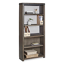 "Westgate 72""H Five-Shelf Bookcase, 8828121"