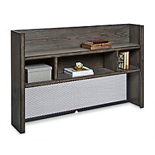 "Westgate 66""W Open Hutch for Credenza, 8828129"