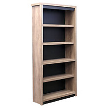 "Urban 72""H Five Shelf Bookcase, 8827678"
