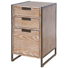 "Belmont Three Drawer Vertical File - 18""W, 8804423"