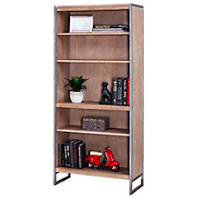 "Belmont Five Shelf Bookcase - 30""W x 66""H, 8801890"