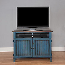 "Ellington Two Tone TV Console - 41""W, 8803259"