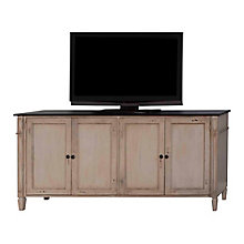 "Baldwin Two Tone TV Console - 72""W, 8803270"