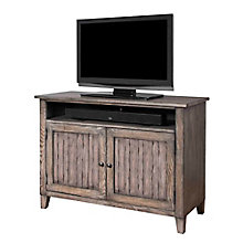"Harmon Weathered Finish TV Console - 40""W, 8803275"