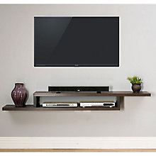 "72"" Wall Mount TV Component Shelf, 8804328"