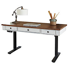 "Durham Adjustable Height Desk- 60""W, 8827472"