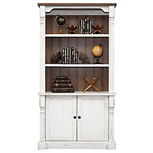 "Durham Bookcase with Lower Doors -78""H, 8827218"