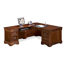 "Pont Lafayette L-Desk Left or Right Return 72""W, 8826811"