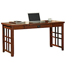 Mission Pasadena Laptop Desk, MRN-MP386