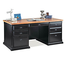 Southampton Onyx Executive Desk, MRT-SO680