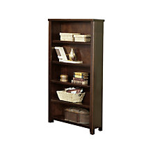 Tribeca Loft Cherry Open Bookcase, MRN-TLC3670