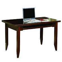 Tribeca Loft Cherry Compact Writing Desk, MRN-TLC490