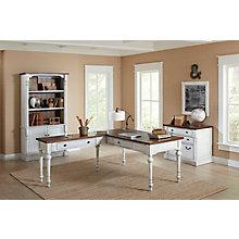 Durham Complete L-Desk Office Set, 8827500