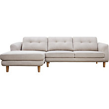 Sectional Light Grey Right, 8823442