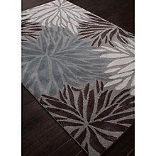 Mystique Burst Area Rug - 5'W x 7.5'D, 8805246