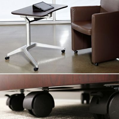 Mobile Workspaces: Multi-Functional Furniture to Create an Office On Demand