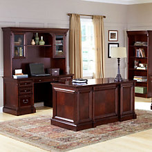 Kathy Ireland Mount View Four Piece Executive Office Set, 8804554