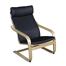 Bentwood Reclining Chair and O, 8821685
