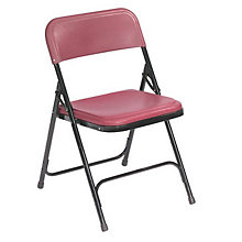 Lightweight Plastic Folding Chair, NAI-800