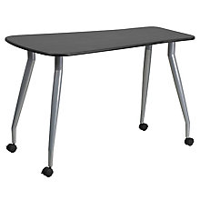Mobile Black Desk, 8812307