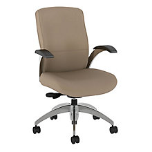 Aurora Mid Back Executive Chair, 8813774